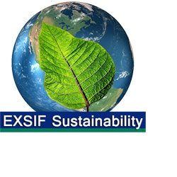 EXSIF Corporate Social Responsibility - Sustainability